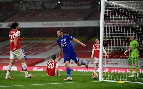 Thấy gì sau trận Arsenal 1-1 Leicester hình ảnh 2