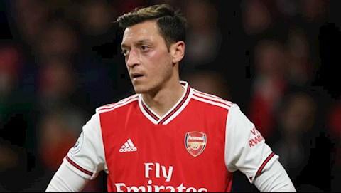 Arsenal cần thanh lý Ozil để bảo vệ thế hệ trẻ hình ảnh