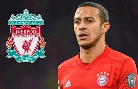Điểm tin bóng đá sáng 177 Liverpool đi trước MU vụ Thiago hình ảnh