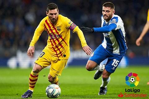 Lịch thi đấu La Liga hôm nay 87 - LTD bóng đá TBN 2020 hình ảnh