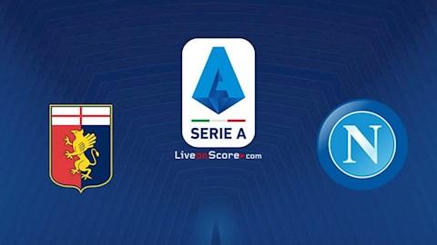 Genoa vs Napoli 0h30 ngày 97 Serie A 201920 hình ảnh