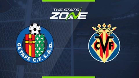 Getafe vs Villarreal 0h30 ngày 97 La Liga 201920 hình ảnh