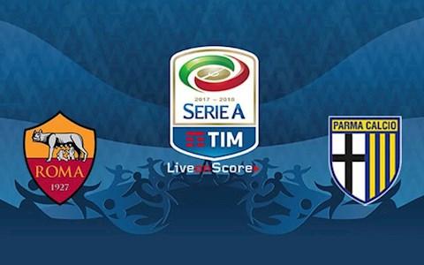 Roma vs Parma 2h45 ngày 97 Serie A 201920 hình ảnh