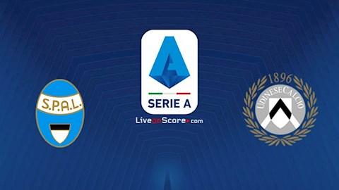 Spal vs Udinese 0h30 ngày 107 Serie A 201920 hình ảnh