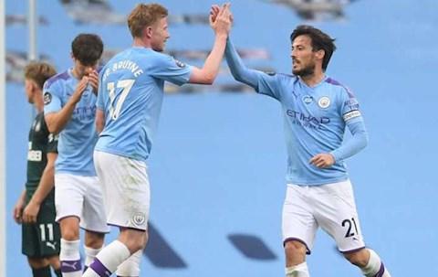 Thống kê Man City 5-0 Newcastle: Etihad thiêu cháy Chích chòe