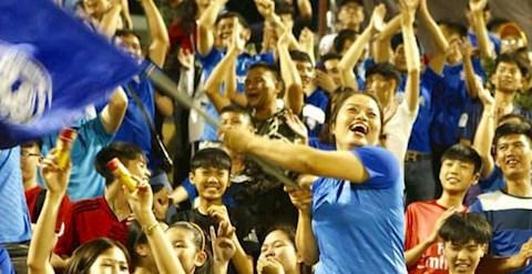 Than Quảng Ninh mở cửa sân Cẩm Phả ở trận gặp Hà Nội hình ảnh