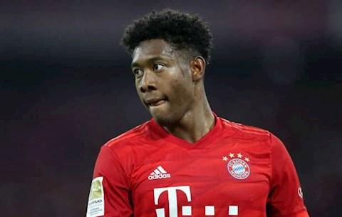 David Alaba chính thức lên tiếng sau khi bị Bayern xử phũ hình ảnh
