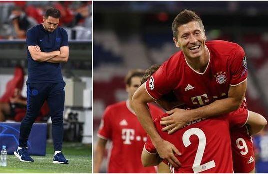 Chelsea thua đậm Bayern lần 2 Đường dài, có ngại bước chân hình ảnh