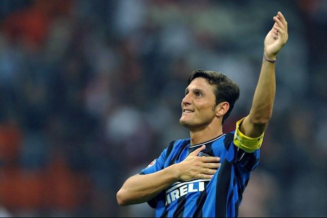 Javier Zanetti: Bản trường ca về sự gương mẫu