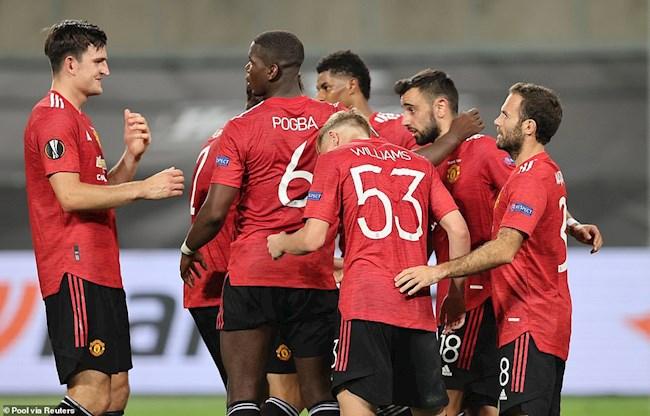 Wes Brown tin tưởng MU vô địch Europa League 201920 hình ảnh