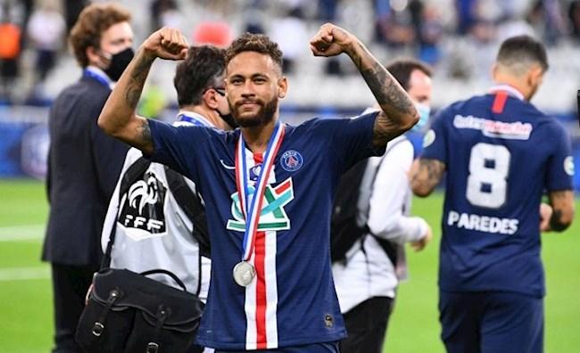PSG vs Atalanta Một mình Neymar cân cả đội bóng Italia hình ảnh