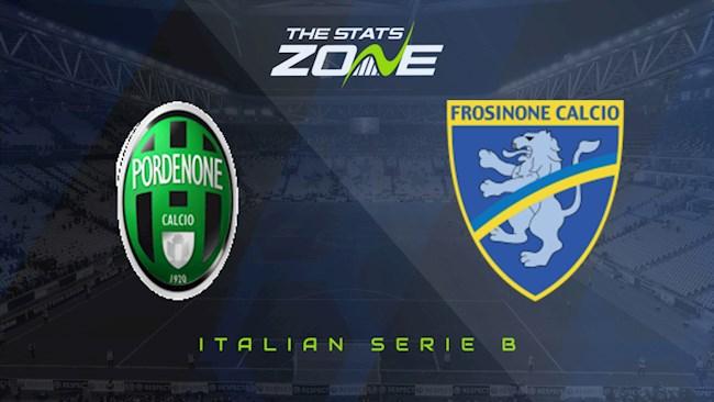Pordenone vs Frosinone 2h00 ngày 138 Playoff Serie A hình ảnh