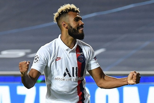 Choupo-Moting co ban thang dau tien o Champions League