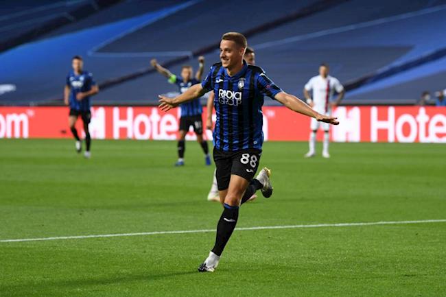 Trực tiếp bóng đá Atalanta 1-0 PSG (H1) Vua tấn công Serie A mở tỷ số hình ảnh 6