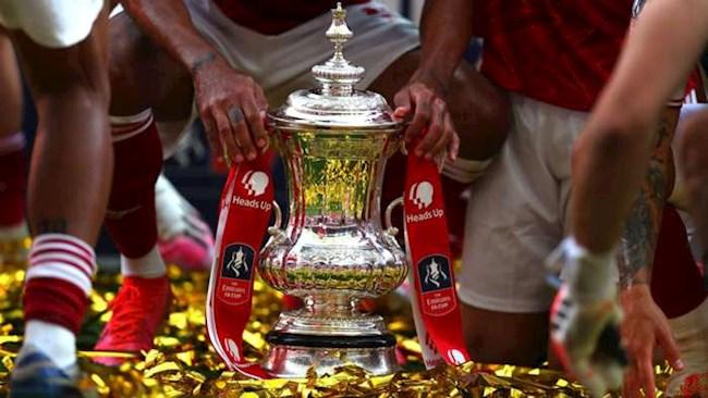 FA Cup bỏ luật đá lại, giảm hẳn 1 nửa tiền thưởng hình ảnh