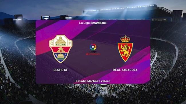 Elche vs Zaragoza 3h00 ngày 148 Playoff La Liga hình ảnh