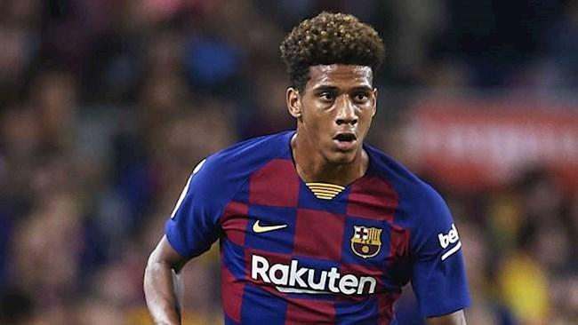 Todibo là cầu thủ Barca nhiễm Covid-19 hình ảnh