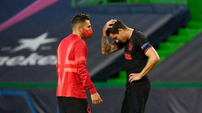 Atletico gục ngã ở tứ kết Champions League, Koke thừa nhận một sự hình ảnh