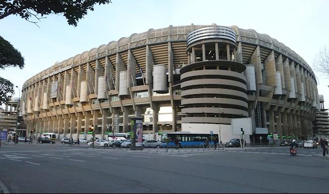 Sân vận động Santiago Bernabéu - Sân nhà CLB Real Madrid hình ảnh 2