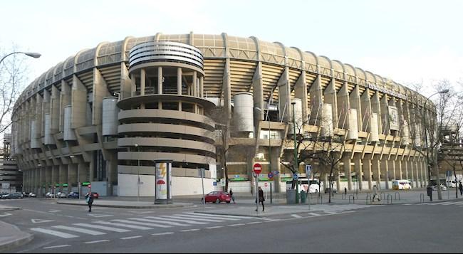 Sân vận động Santiago Bernabéu - Sân nhà CLB Real Madrid