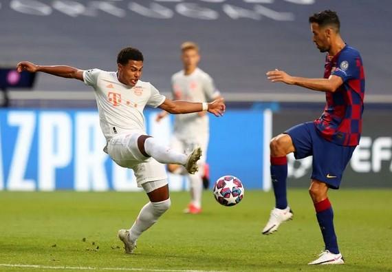 Người thắng kẻ thua sau trận Bayern 8-2 Barca hình ảnh