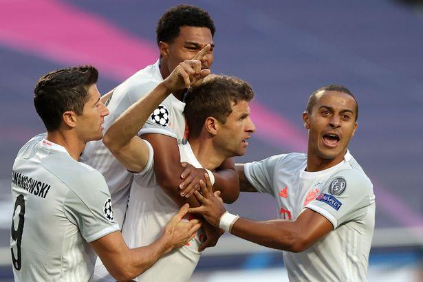 Thấy gì từ trận thua cực sốc Barca vs Bayern 2-8 hình ảnh