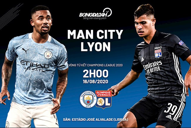 Man City vs Lyon nhan dinh