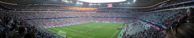 Sân vận động Allianz Arena - Sân nhà CLB Bayern Munich hình ảnh