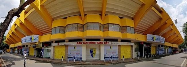 Sân vận động Hàng Đẫy - Nơi tỉ thí những trận đầu đỉnh cao, sân nhà của CLB Hà Nội và Viettel hình ảnh 2