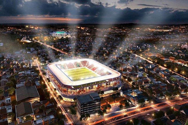 Sân vận động Hàng Đẫy - Sân nhà của CLB Hà Nội, Viettel  hình ảnh 3