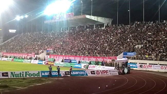 Sân vận động Lạch Tray - Sân nhà của câu lạc bộ Hải Phòng  hình ảnh 2
