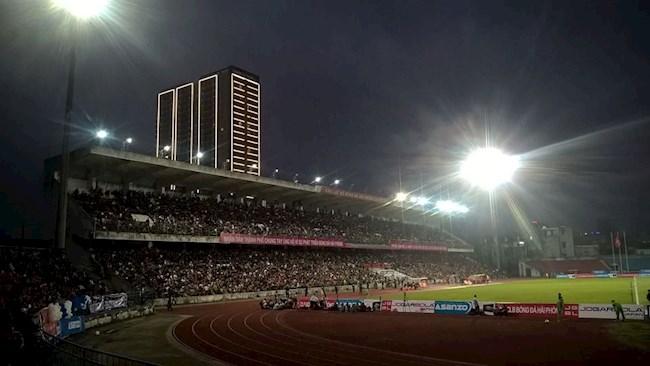 Sân vận động Lạch Tray - Sân nhà của câu lạc bộ Hải Phòng  hình ảnh