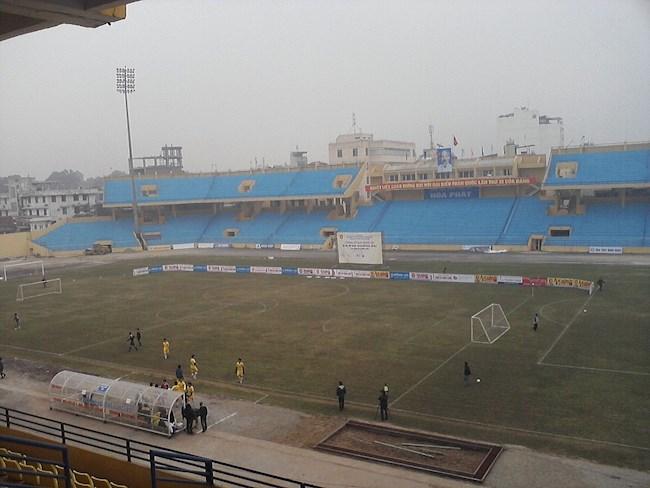 Tổng quanSân vận động Hàng Đẫy - Sân nhà của CLB Hà Nội, Viettel  hình ảnh