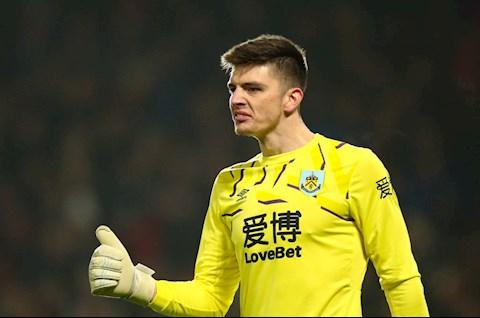 Chelsea nhắm Nick Pope để thay thế Kepa hình ảnh