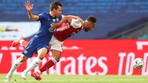 Kết quả Arsenal vs Chelsea khiến NHM The Blues không hài lòng hình ảnh