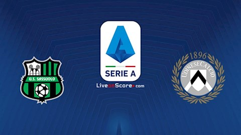 Sassuolo vs Udinese 1h45 ngày 38 Serie A hình ảnh
