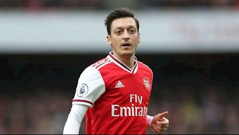 Arsenal vô địch FA Cup, tiền vệ Mesut Ozil nói gì hình ảnh
