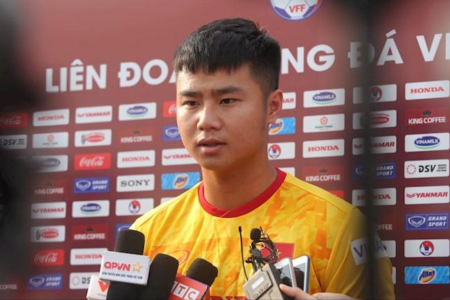 Thủ môn U22 Việt Nam Ai sẽ là phương án B của Văn Toản hình ảnh