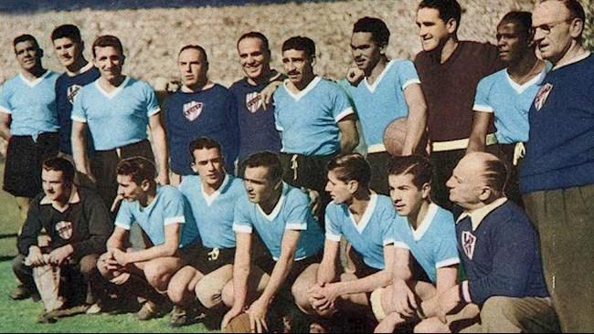 Tiểu sử và thành tích thi đấu Đội tuyển bóng đá quốc gia Uruguay hình ảnh