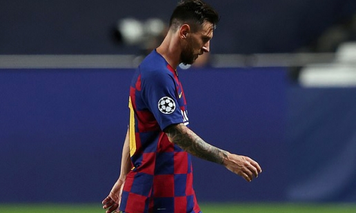 Messi duoc don doan co the roi Barca o He 2020