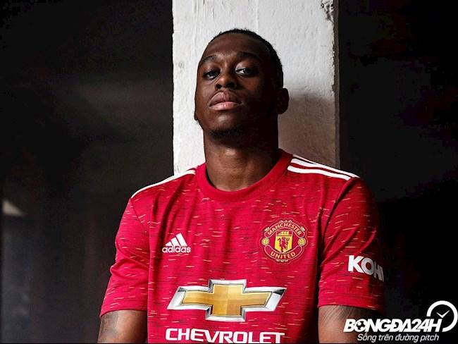 Tiểu sử cầu thủ Wan-Bissaka của câu lạc bộ Manchester United hình ảnh