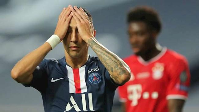 Di Maria tự hào dù thua Bayern ở chung kết C1 hình ảnh