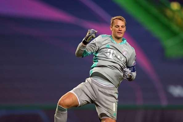 HLV PSG Manuel Neuer đưa vị trí thủ môn lên một tầm cao mới hình ảnh