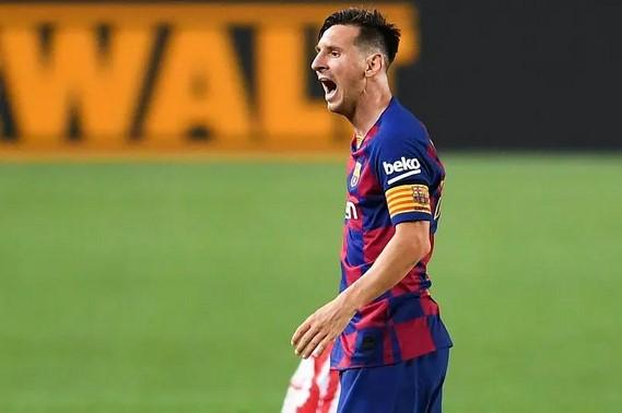 Tại sao rời Barca lúc này là quyết định đúng đắn với Messi hình ảnh