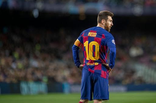 Cái tên siêu bất ngờ công bố đã có được chữ ký Messi hình ảnh 2