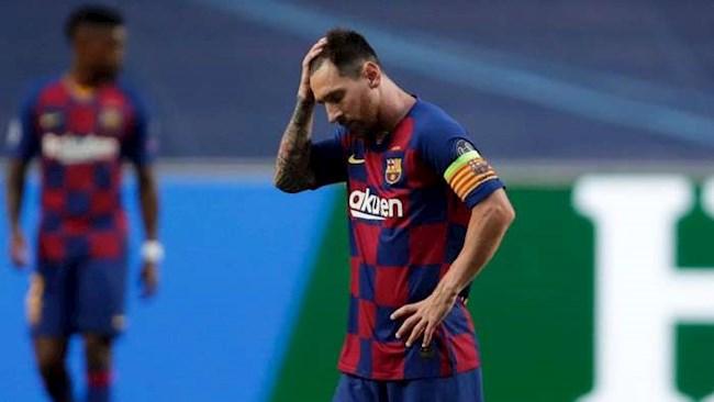 Cựu chủ tịch tiết lộ Messi không thể xé hợp đồng với Barca hình ảnh