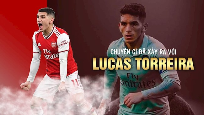 Góc Arsenal: Chuyện gì đã xảy ra với Lucas Torreira?