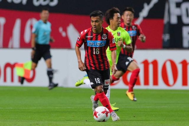 Messi Thái dẫn đầu danh sách kiến tạo ở J-League 1 hình ảnh