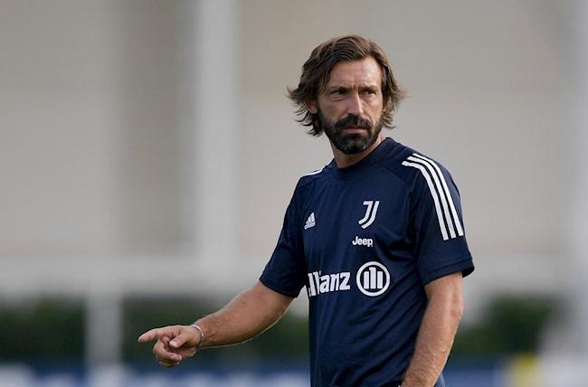 Andrea Pirlo tuyên bố copy bài của thầy cũ khi dẫn dắt Juventus hình ảnh