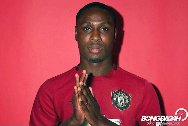 Tiểu sử cầu thủ Odion Ighalo của CLB Manchester United hình ảnh